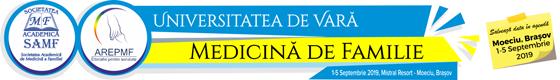 Universitatea de Vara - Medicina de Familie